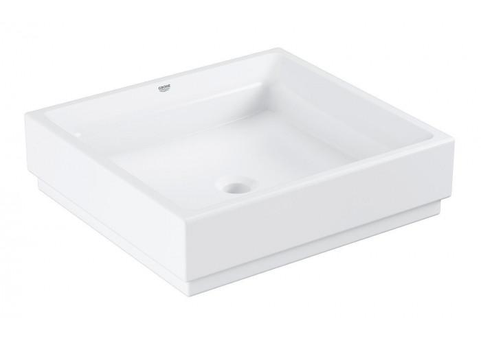 Grohe Cube Ceramic Раковина для столешницы накладная 500х490 мм (3948100H)