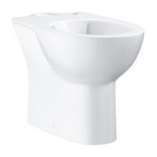 Grohe Bau Ceramic Унитаз напольный безободковый, горизонтальный выпуск (39349000)