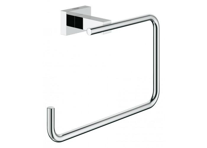 Grohe Essentials Cube Держатель полотенца, кольцо (40510001)