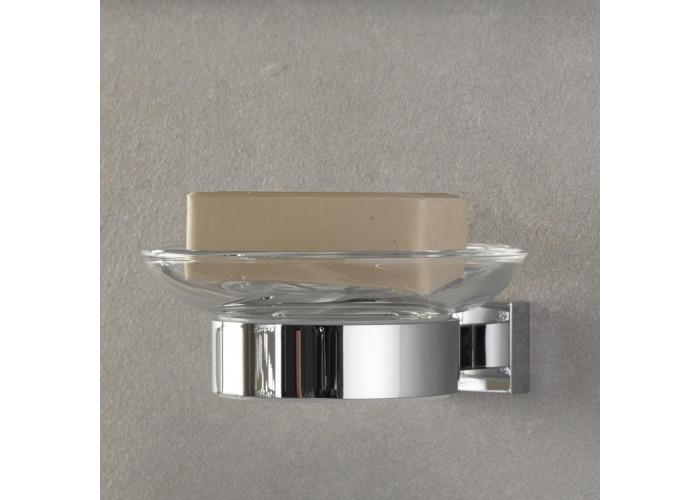 Grohe Essentials Cube Держатель для стакана или мыльницы, хром (40508001)
