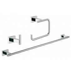 Grohe Essentials Cube Набор аксессуаров 3 в 1 (40777001)