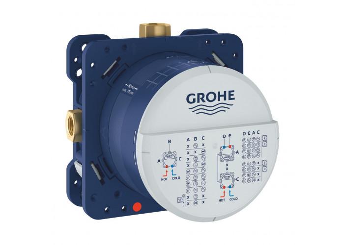 Grohe Grohtherm SmartControl Набор для комплектации душа с Rainshower Allure 230 (3450600A)