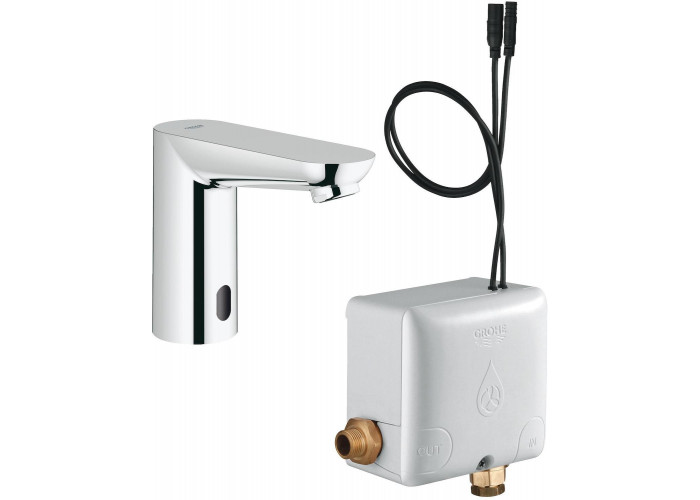Grohe Euroeco Cosmopolitan E Powerbox инфракрасная электроника для раковины без смешивания (36384000)